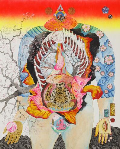 Hideyuki Katsumata, 'Cherry Blossoms', 2015