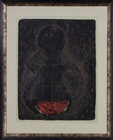 Rufino Tamayo, 'Mujer con Sandía'