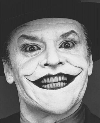 Herb Ritts, 'Jack Nicholson II, London, 1988', 1988