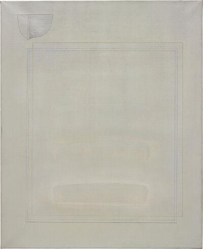 Shusaku Arakawa, 'Four Combs', 1963