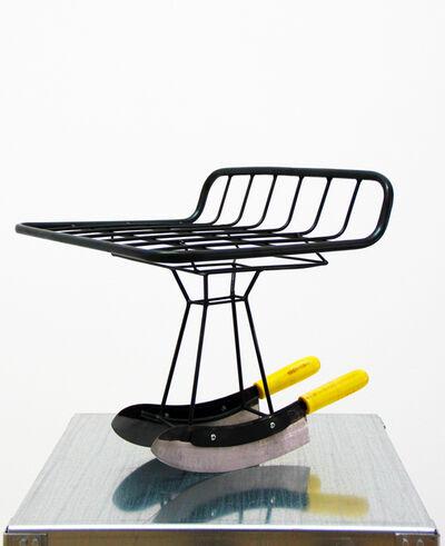 Serkan Demir, 'A Study for a Chair', 2015