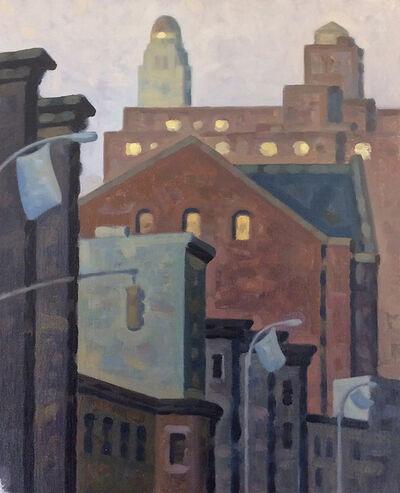 Robert Goldstrom, 'Lafayette AM 3, Study', 2017