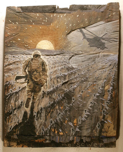 Jack Chevalier, 'The Sower', 2009-2013