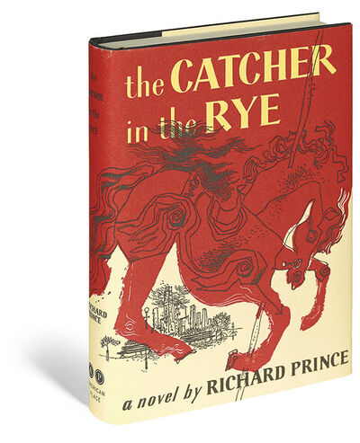 Richard Prince, 'The Catcher in the Rye (Book)', 2011