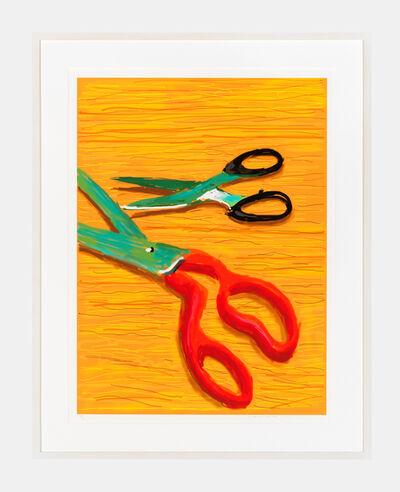 David Hockney, 'Double Portrait', 2011