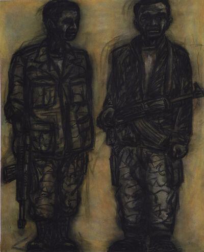 Peterson Kamwathi, 'Study VIII', 2012