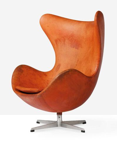 Arne Jacobsen, 'Egg chair', 1958