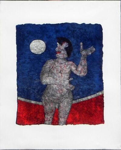 """Rufino Tamayo, '""""La Luna Llena""""', 1994"""