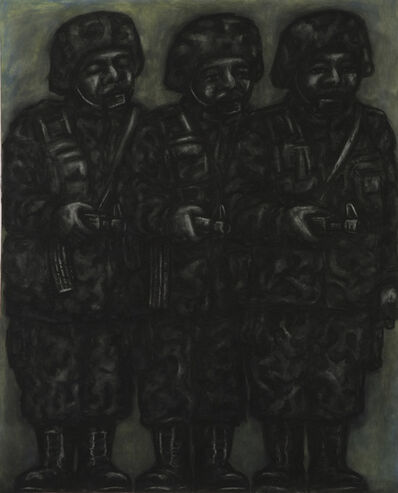 Peterson Kamwathi, 'Study V', 2012