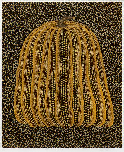 Yayoi Kusama, 'Pumpkin(Yellow T)', 1992