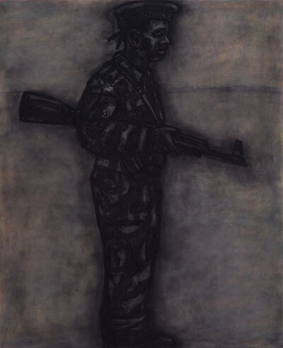 Peterson Kamwathi, 'Study VII', 2012
