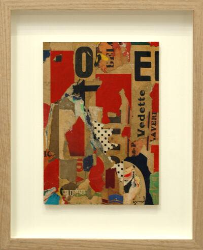 Pierre-Francois Grimaldi, 'Vedette', 2018