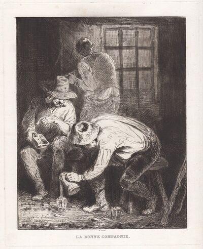 Jacques Charles, 'La Bonne Compagnie', 1850-1880