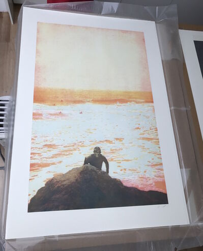 Peter Doig, 'Surfer', 2000-2001