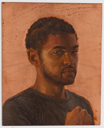Mario Moore, 'Self Portrait After', 2017