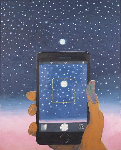 Paul Gagner, 'Three Full Moons', 2017