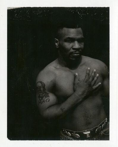 Sante D'Orazio, 'Mike Tyson Las Vegas ', 1996