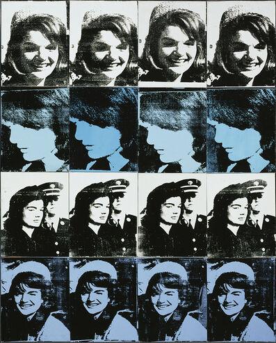 Andy Warhol, 'Sixteen Jackies', 1964
