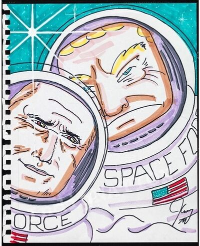 Jim Carrey, 'Space Force', 2018