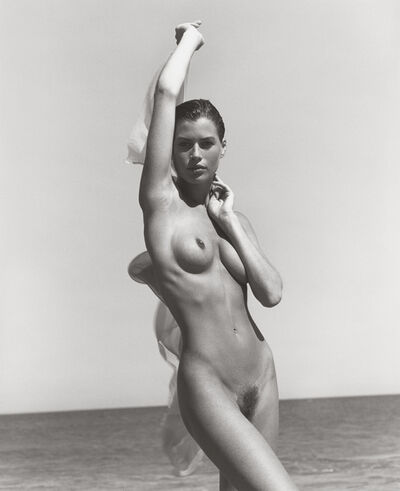 Herb Ritts, 'Carré 1, Paradise Cove', 1988