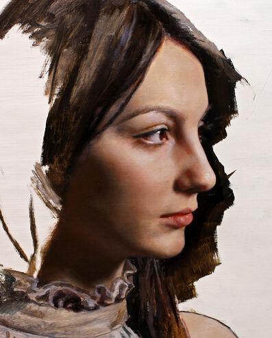 """Cesar Santos, '""""Head Study""""', 2015"""