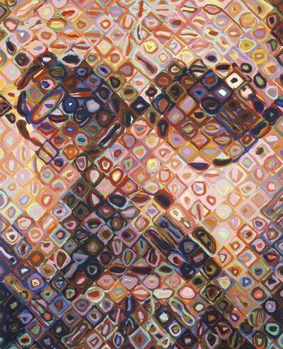 Chuck Close, 'Self-Portrait', 2002
