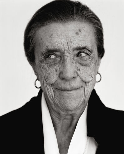 Herb Ritts, 'Louise Bourgeois, New York', 1991