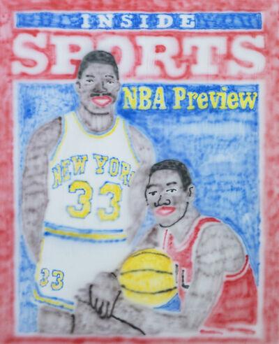 Ricardo Passaporte, 'NBA Preview', 2018