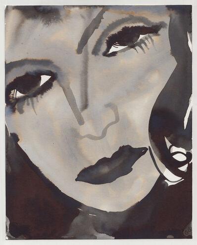 Gill Button, 'Greta Garbo series', 2017