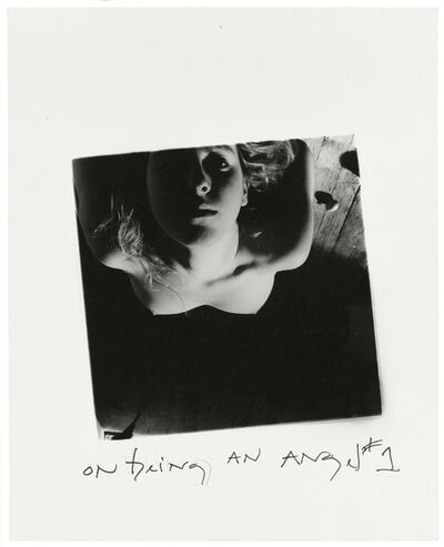 Francesca Woodman, 'On Being an Angel # 1, Providence, Rhode Island', 1977