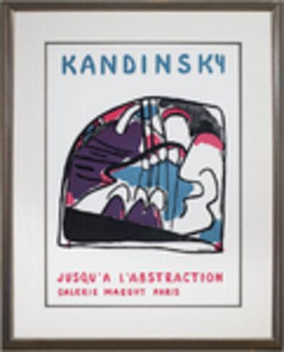 Wassily Kandinsky, 'Jusqu'a L'Abstraction', ca. 1948