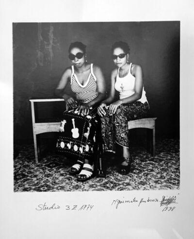 Ambroise Ngaimoko, 'Sans titre. (Studio 3Z).', 1974