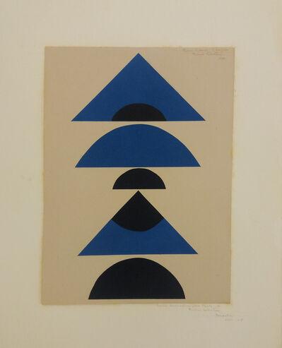 Rubem Valentim, 'Forma Emblemática para Objeto - XI', 1984