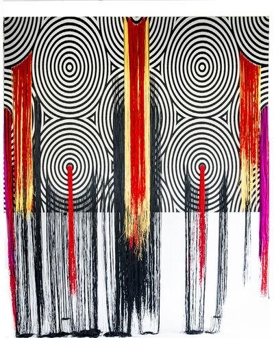 Liz Collins, 'Inferno', 2017