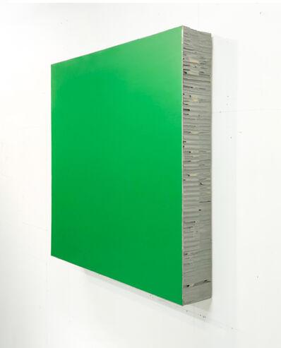 Noriyuki Haraguchi, 'Green Square', 2019