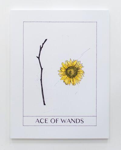 Mieke Marple, 'Ace of Wands', 2017