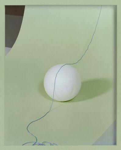 Mauricio Alejo, 'Styrofoam Ball', 2017
