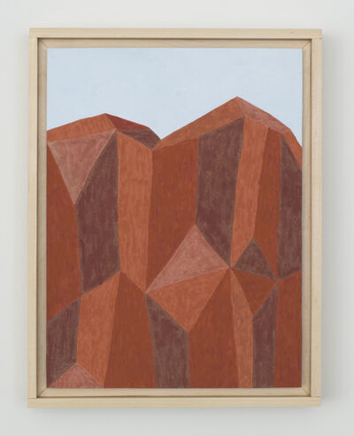 Tyler Beard, 'Red Cliff ', 2017