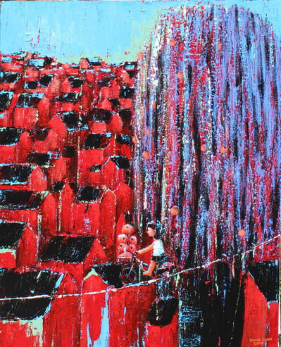 Hono Sun, 'Harvest of Hope', 2015