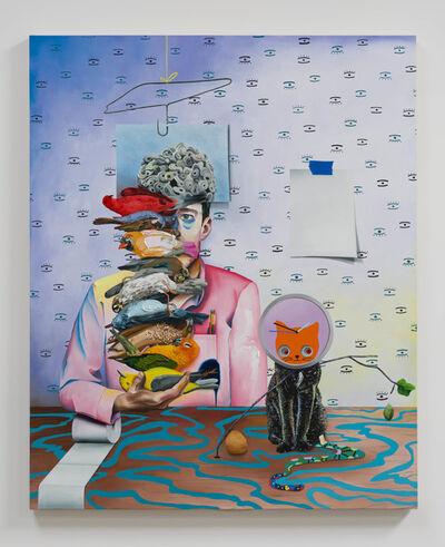 Craig Kucia, 'in the absence of bad news we were like bats', 2018