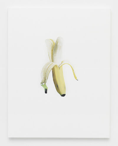 Haley Mellin, 'Banana Jpeg 2', 2014