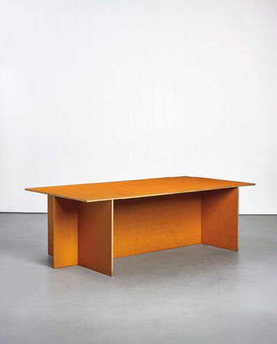 Donald Judd, 'Table', Designed in 1991