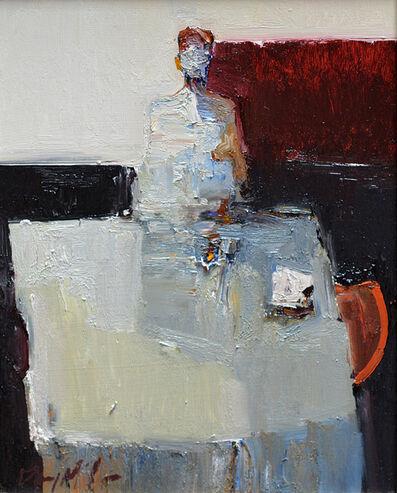 Dan McCaw, 'Plate on Table', 2013