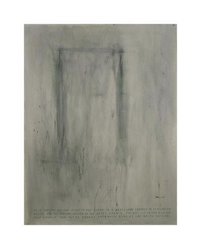 Raquel Rabinovich, 'Invisible Cities 5', 1984