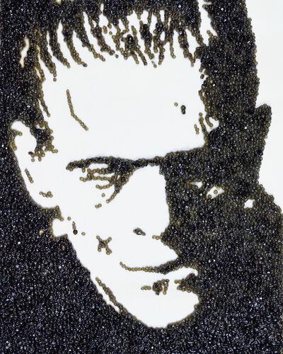 Vik Muniz, 'Frankenstein (Caviar Monsters)', 2004