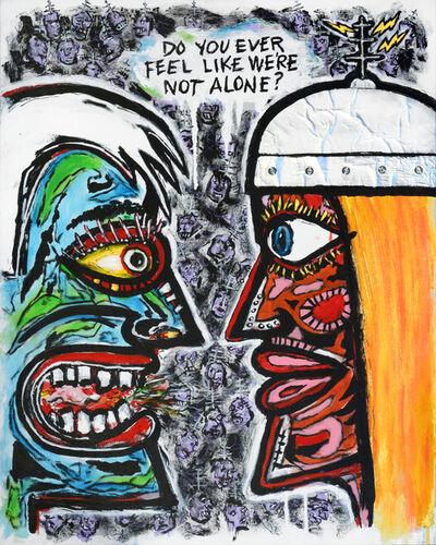 Fred Tieken, 'Not Alone', 2014