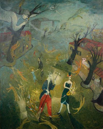 Franz Roth, 'Der Herbstwind / Le vent d'automne', 2007