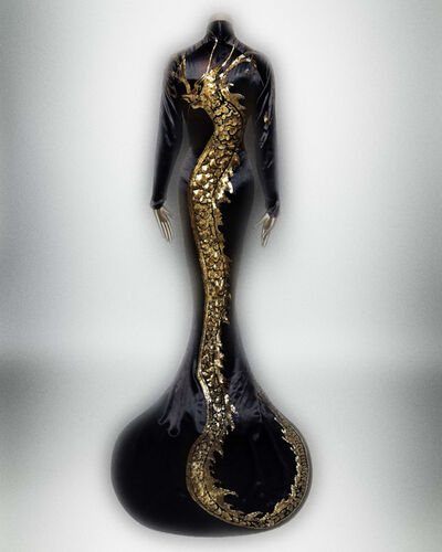 Travis Banton, 'Evening dress', 1934