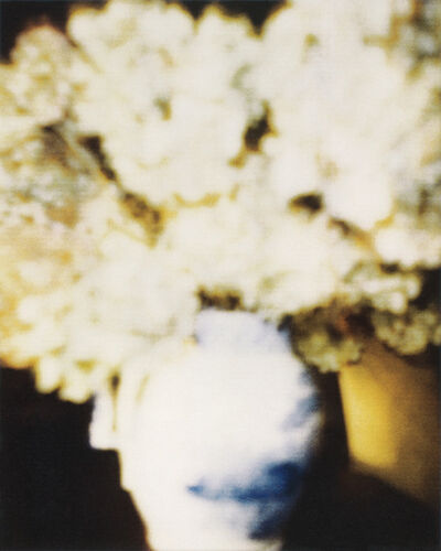 Cy Twombly, 'Flowers, Bassano in Teverina', 1980