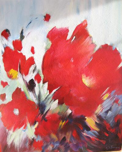 Claudette Lefrancois, 'Rouge passion', 2013
